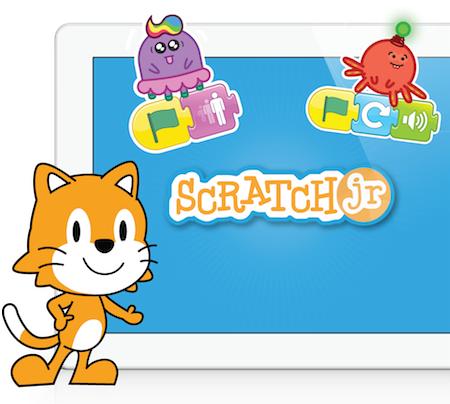 Scratch Junior: programmering för förskolan